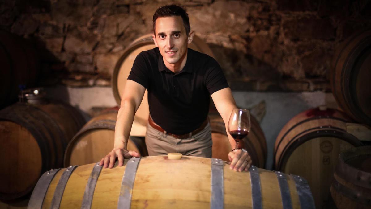Vinar tedna: Primož Šušmelj (Vinska klet Miška)