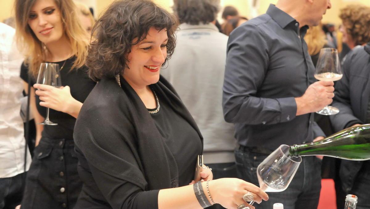 Šesti Salon penečih vin v ljubljanskem hotelu Slon