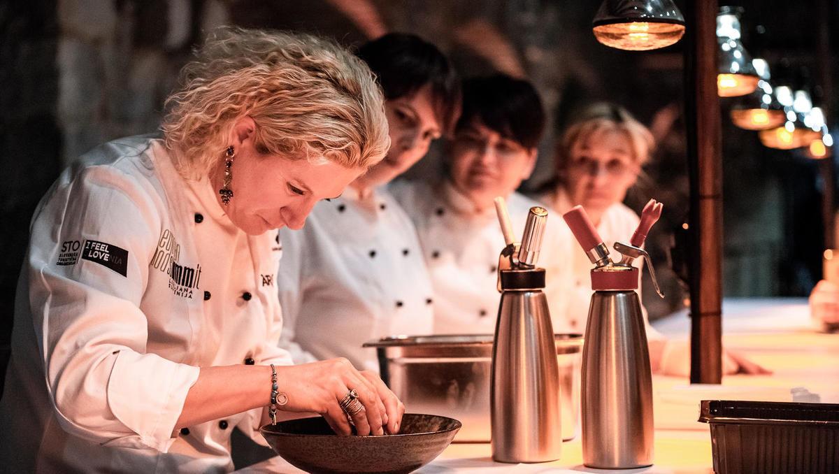 Kulinarični dogodek leta v Sloveniji navdušil svetovne zvezdnike