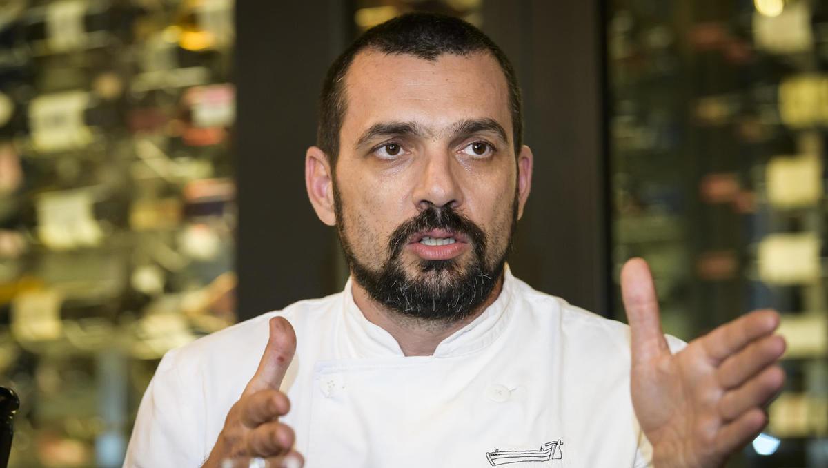 Chef David Skoko: Nepomembna ribica mi pomeni enako kot najlepša trofeja