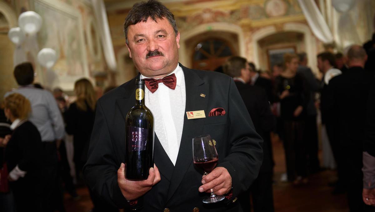 Vinar tedna: Peter Ferjančič