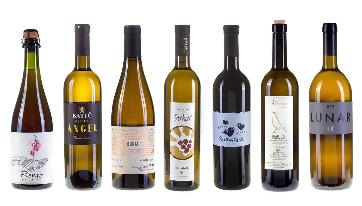 7 ekoloških vin po izboru Primoža Štajerja
