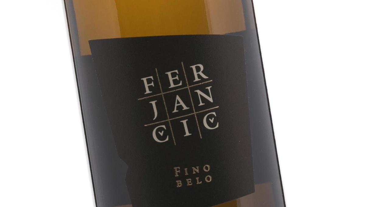 Vino tedna: Fino belo 2016, Ferjančič