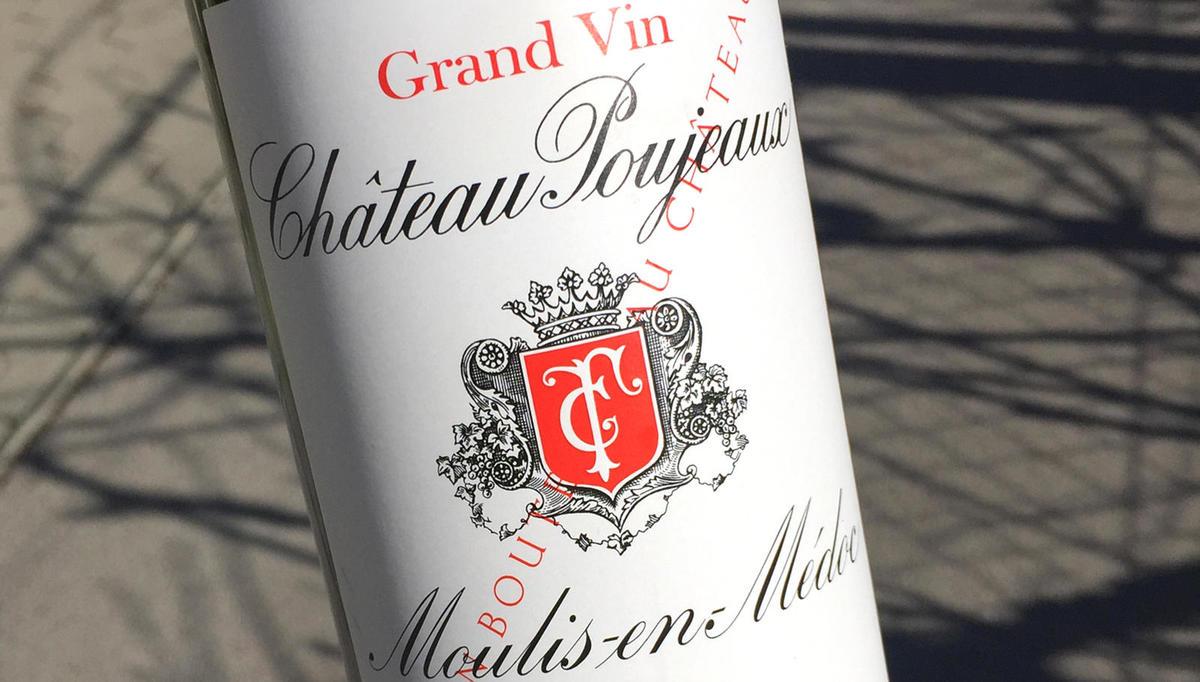 Vino tedna: Château Poujeax 2012, Château Poujeax