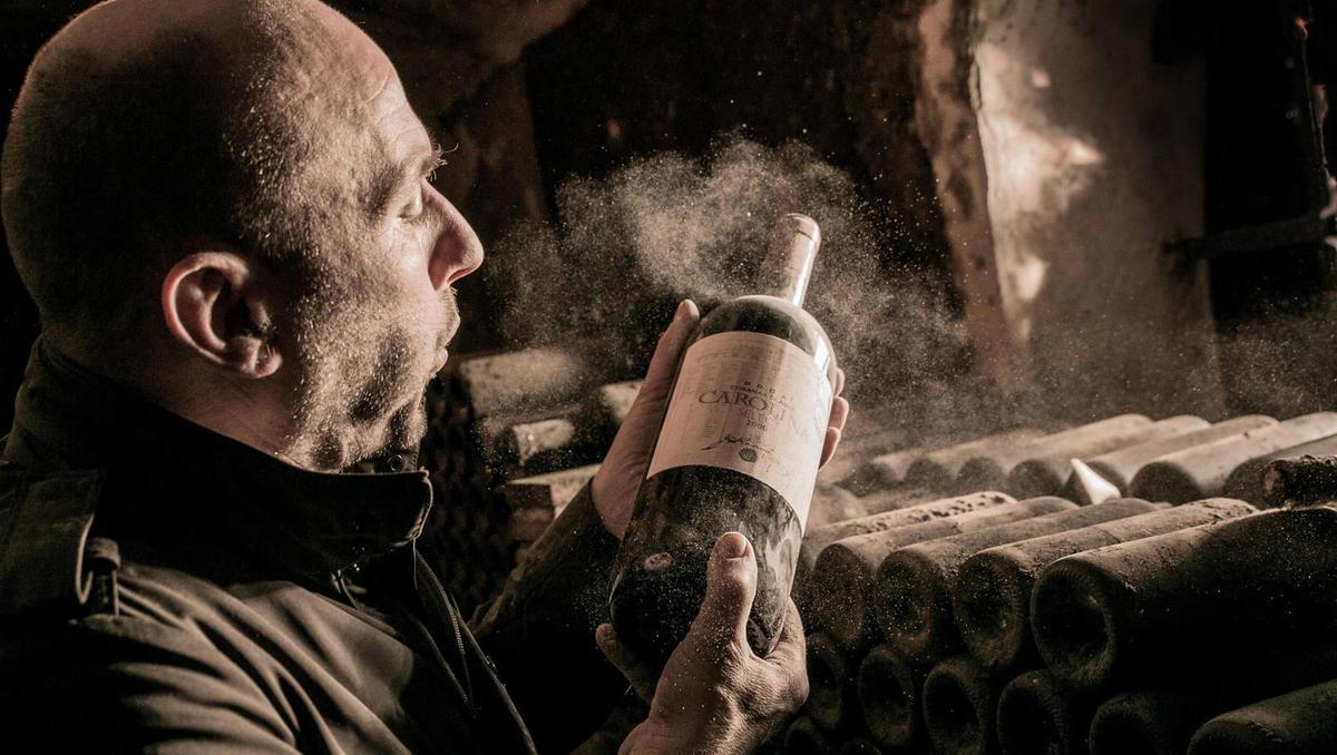 Če na Decanterju raznese bombo, je to lahko za vinski svet usodno!