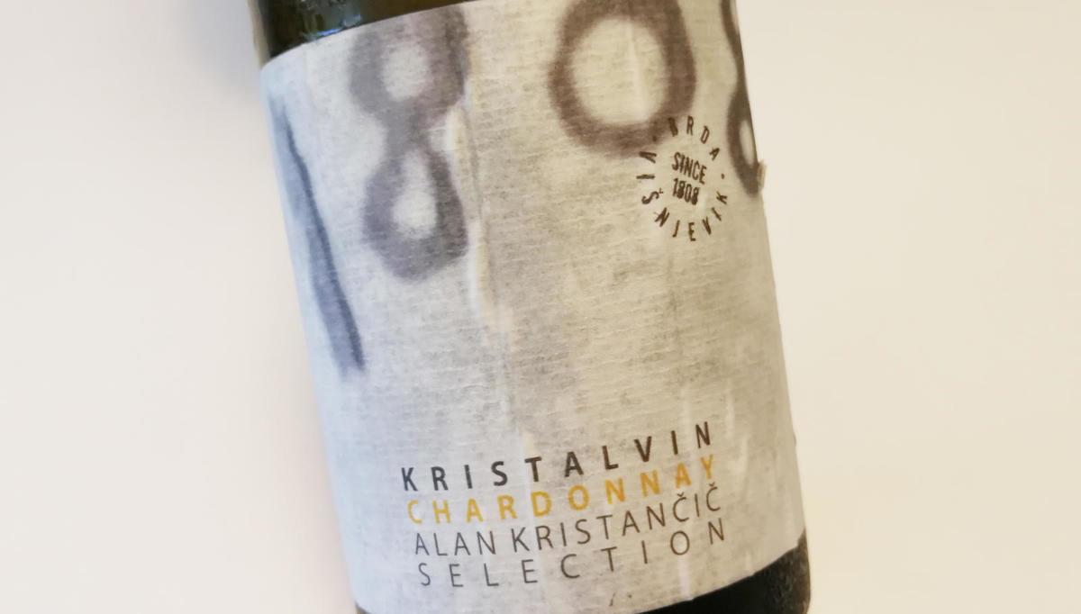 Vino tedna: chardonnay selection 2017, Kristalvin