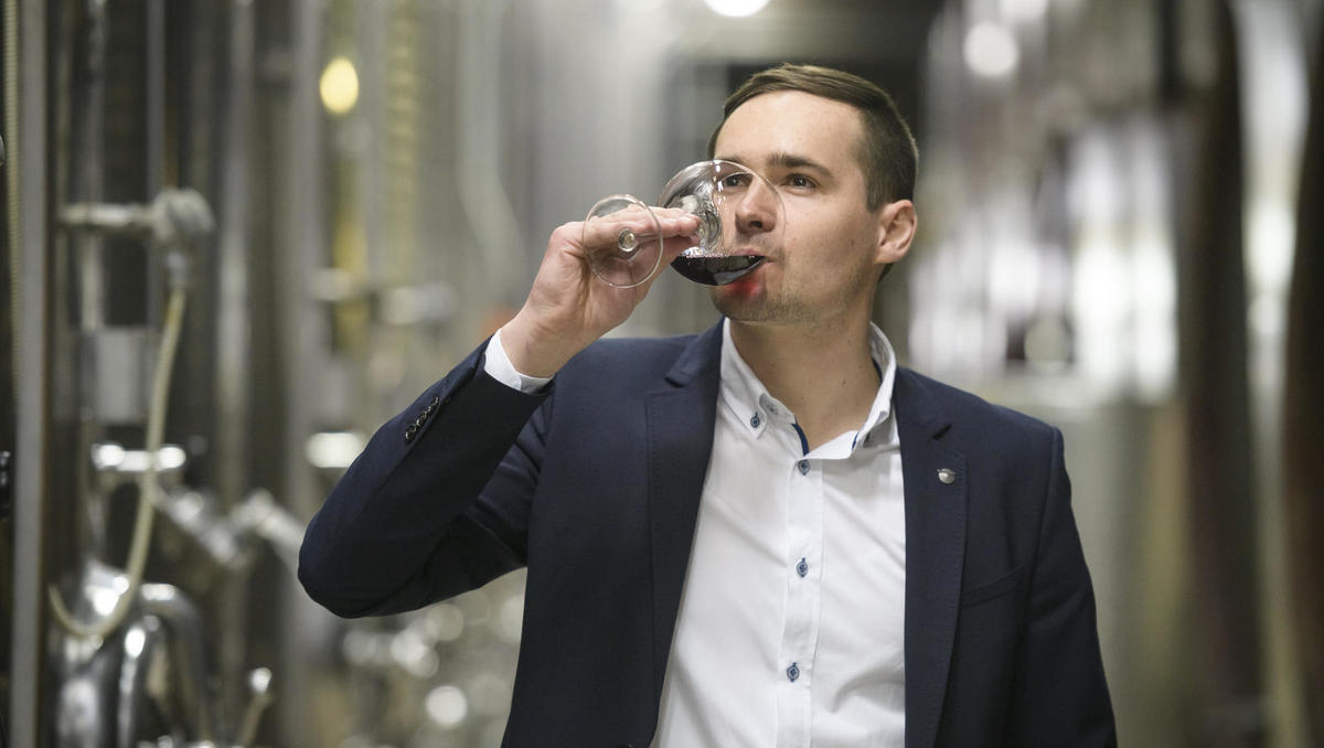 Vinar tedna: Jure Štalcar (Vinska klet Metlika)