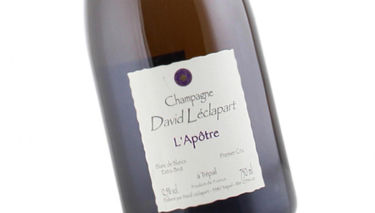 Vino tedna: L'Apotre, David Léclapart