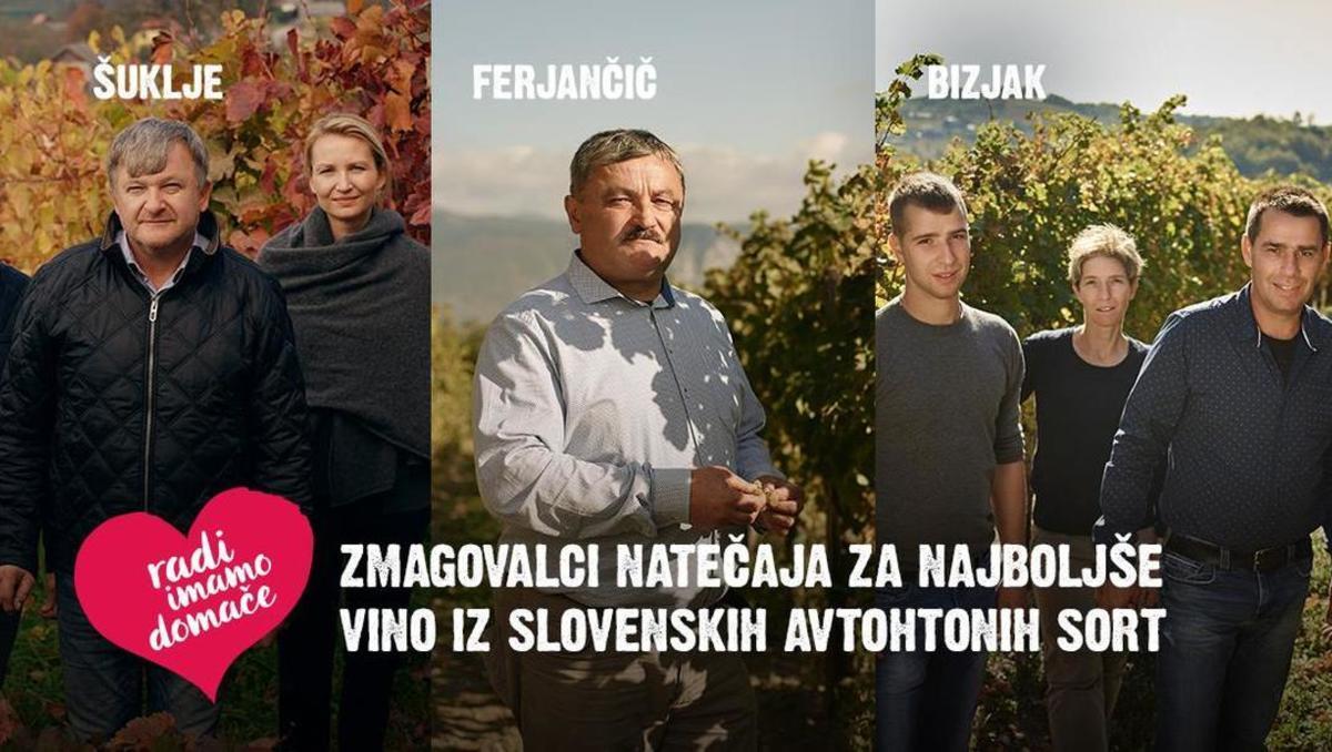 Iščemo najboljše pridelovalce vina iz slovenskih avtohtonih in udomačenih lokalnih sort