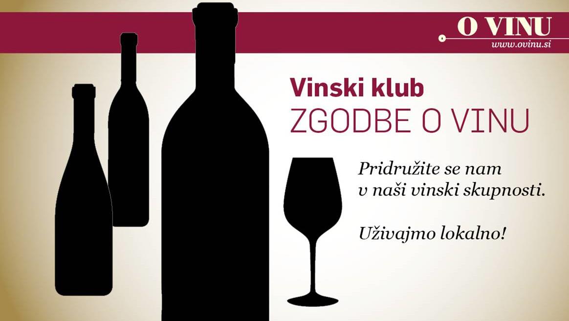 Misija O vinu: dobrodošli v novoustanovljenem vinskem klubu!