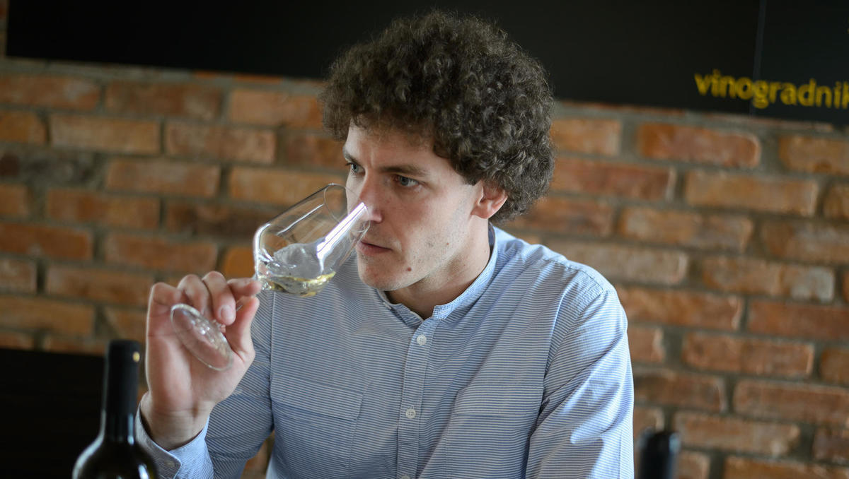 Kolumna Roka Jamnika: Pinot gris + pinot grigio = sivi pinot