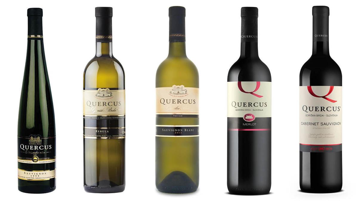 Briški Quercus ljubitelje vina razveseljuje že 20 let
