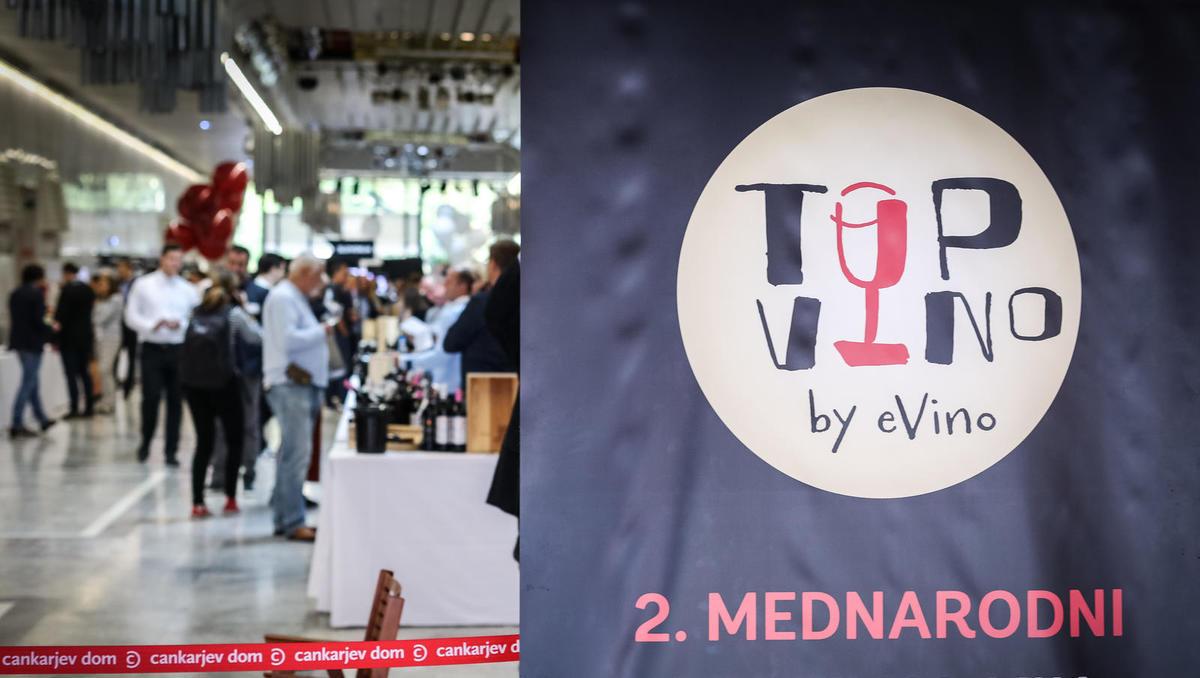 Top Vino utrdilo sloves najprestižnejšega festivala v regiji