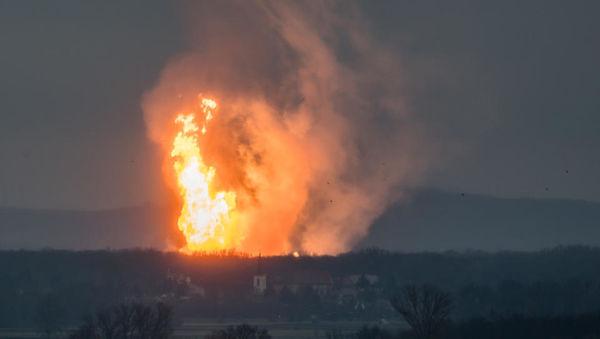 Cene plina po eksploziji v Baumgartnu za 23 odstotkov navzgor; dogodek lahko vpliva tudi na dobavo plina Sloveniji
