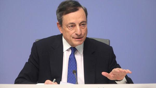 Draghi: Moramo biti potrpežljivi, nismo še dosegli inflacijskega cilja